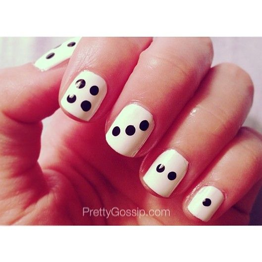 #NailCall: Accent Nails and Graffiti Manicures | Beauty High