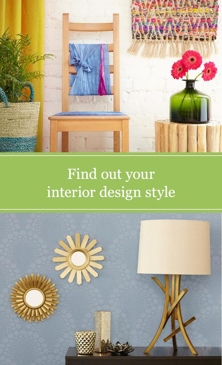 What Type Of Home Décor Best Fits Your Personality? Find Out Whether Youu0027re