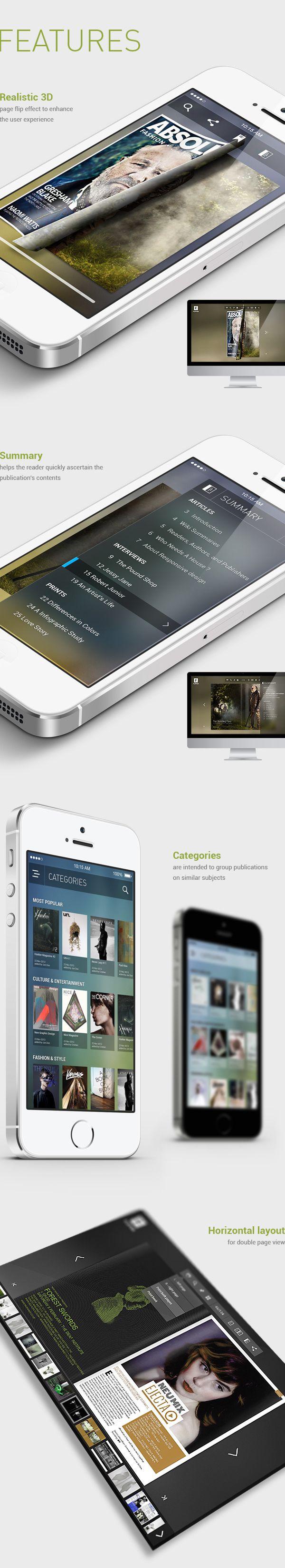 Flipper - digital publications platform