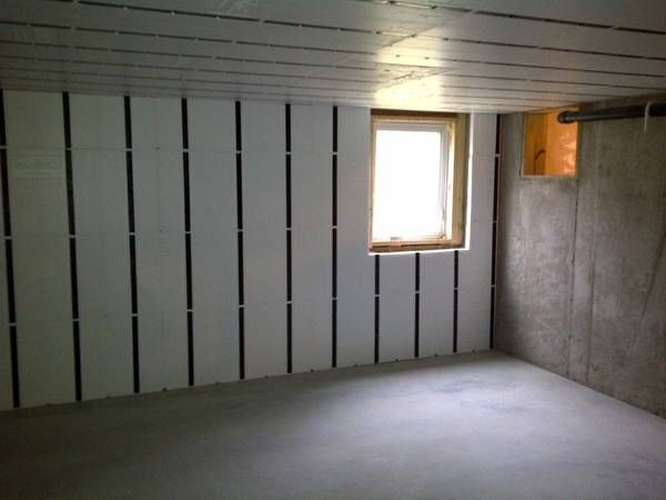 17 best images about insofast basements on pinterest for Mold resistant insulation