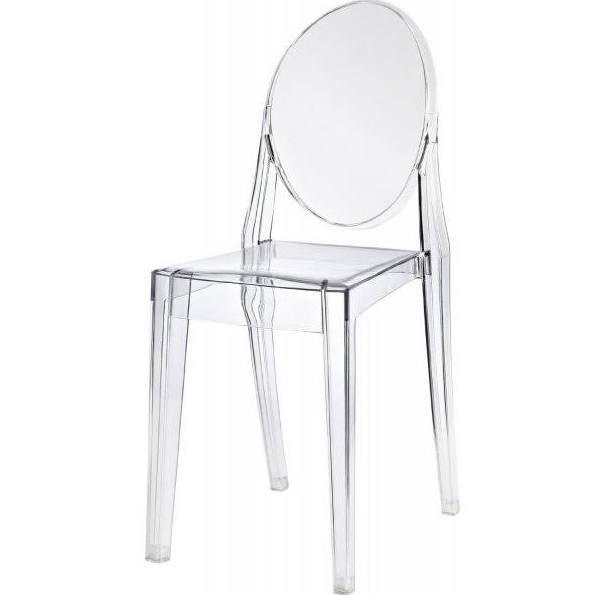 Plastic See Through Chair Design Ideas
