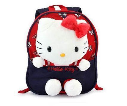 New 2017 hello kitty children's school bags /child backpack / children school cartoon kids bag mochila infantil Freeship instock