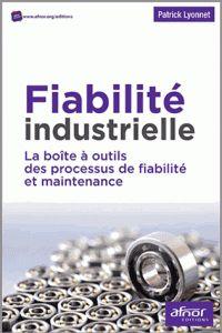 """658.56 LYO """"propose une introduction aux concepts de la fiabilité dans le domaine industriel ;  établit les liens avec les processus industriel, notamment la maintenance et le SAV ;  accorde une large place aux problèmes d'erreurs et de fiabilité humaine ; propose une boîte à outils inégalée pour gérer au mieux sa fiabilité industrielle."""""""