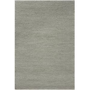 diva at home x bright day solid dove gray hand woven new zealand wool area throw rug clearance rugs