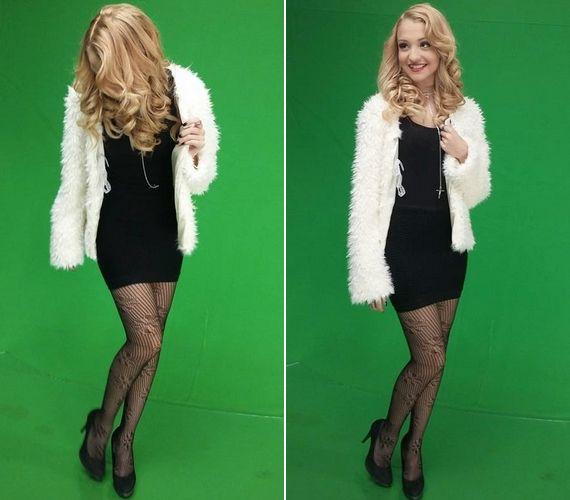 Vörösről szőkére váltott Patai Anna! Alig ismersz rá a 16 éves énekesnőre az új képeken | femina.hu