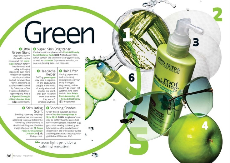 Prevention Magazine calls out our #9 Focus blend!