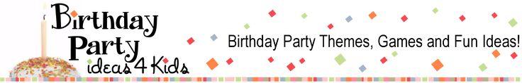 Cupcake Birthday Theme | Birthday Party Ideas for Kids
