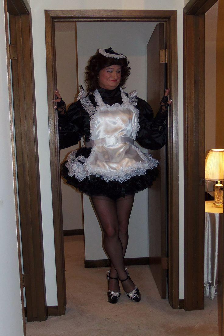 nidalee French costume maid