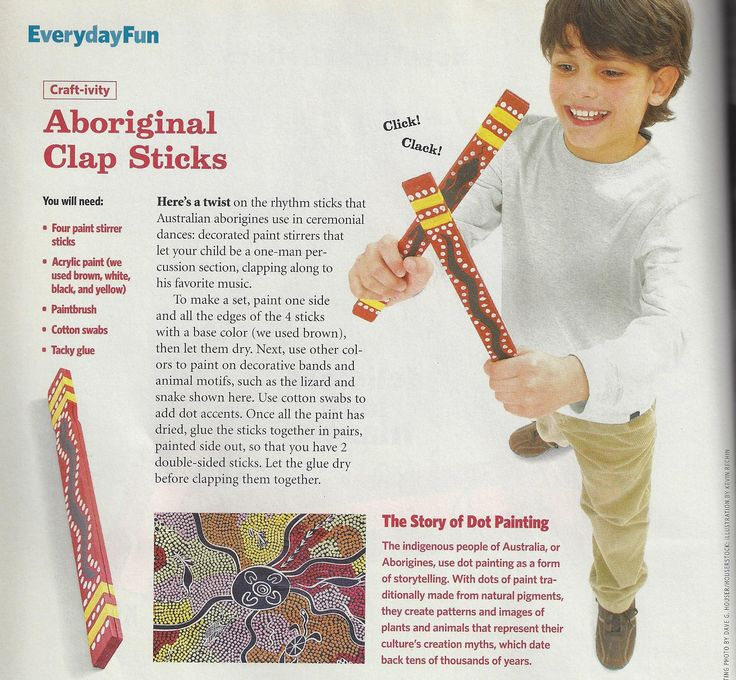 aboriginal craft