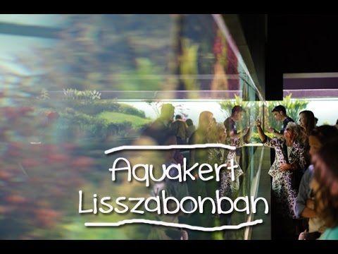 Lisszaboni aqua-kert - maga a csoda