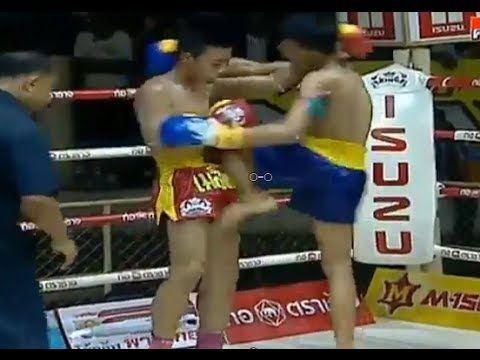 Muay thai เริงเพชร ส สมใจ vs พญาไฟ ส เทียบคุณ