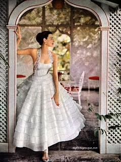 Vintage - love this whole era and look