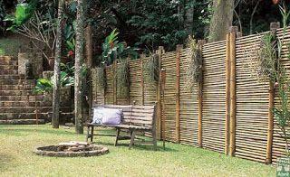 Bambushow: Cercas