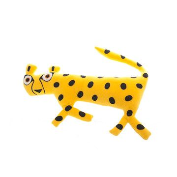 My design inspiration: Cheetah Plush on Fab.
