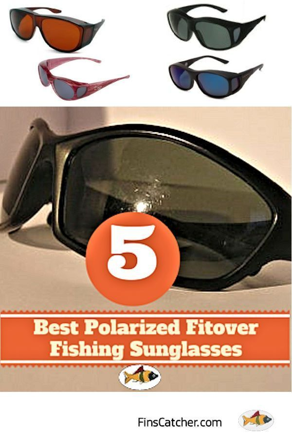 410a8d78613 Here are the five best polarized fitover fishing sunglasses based on  customer reviews and ratings.