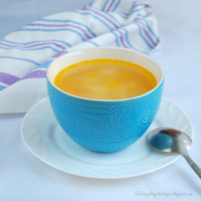 Кулинарный блог 365 дней: Суп с кукурузной крупой