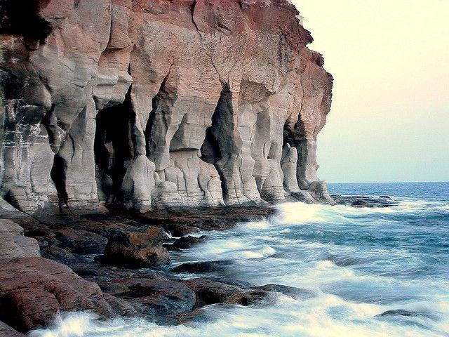 Rocas de Puerto Rico. Gran Canaria..   Topógrafo. Land Surveyor.  Repin: Topografía BGO Navarro - Estudio de Ingeniería