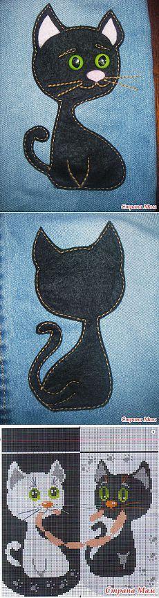 Старые мамины джинсы превращаются... - Авторские уроки шитья... моделирование, крой, технология - Страна Мам