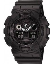 Mens Casio Mens G-Shock Auto LED Light All Black Watch 69.00 Watches2U
