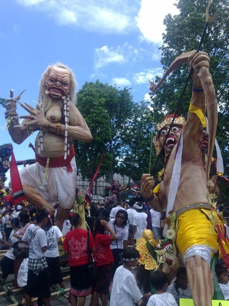 #ogohogoh di Lombok, NTB