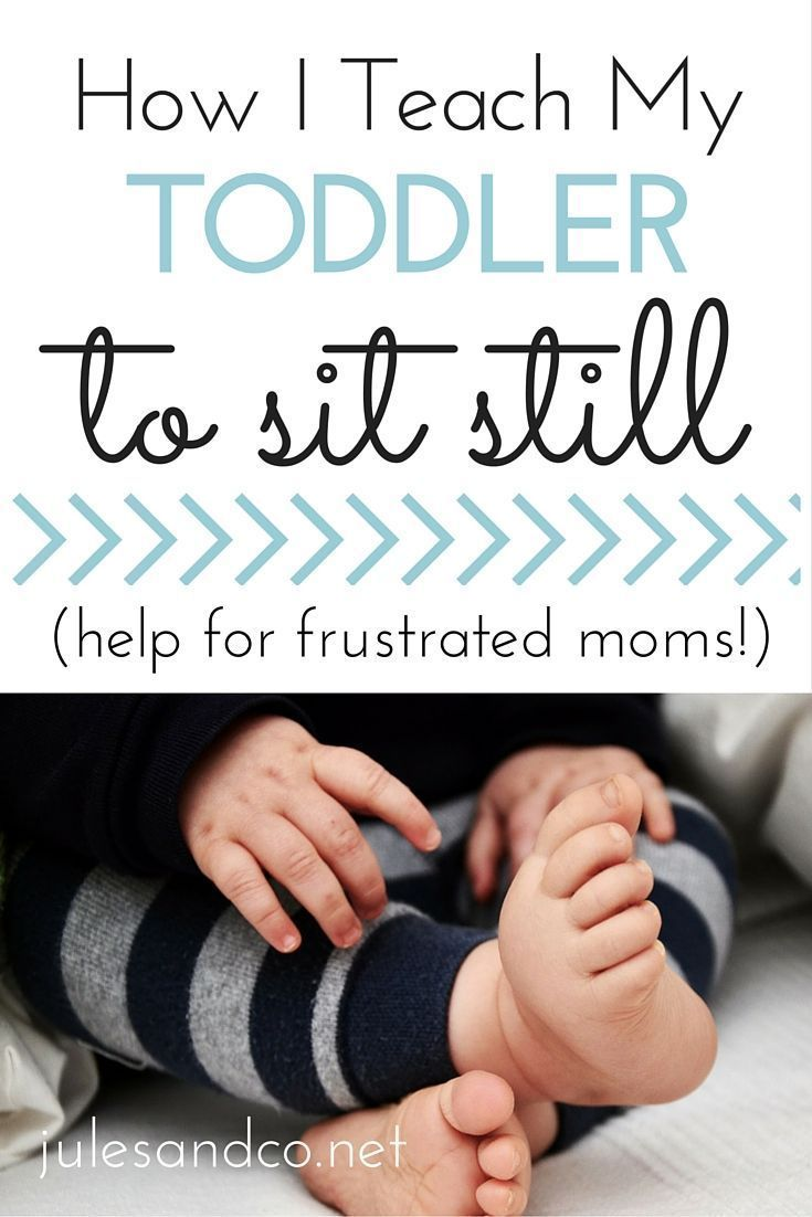 Are you at the end of your rope with your active toddler? Teaching your kids to sit still and listen is such a valuable skill, especially for church, the library, and anywhere where running around is not an option. Boy, did I learn this the hard way! Let