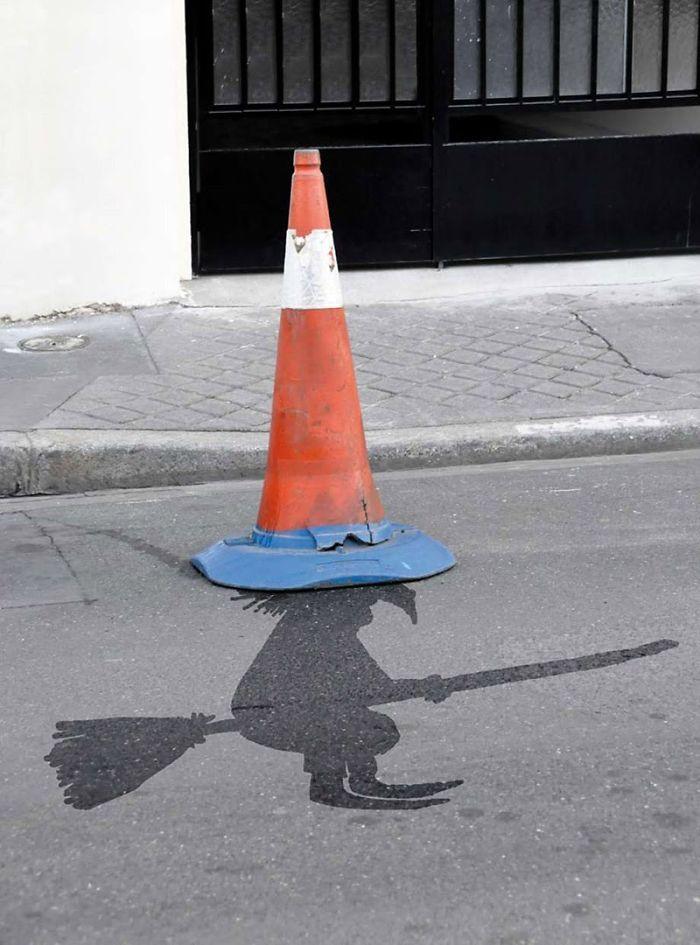 Les Illustrations amusantes dans les Rues de Paris de Sandrine Estrade Boulet (2)