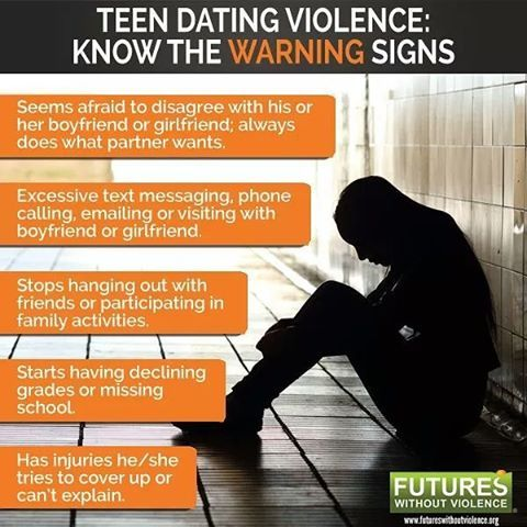 Parents against teenage dating