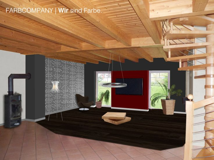 7 besten Farbgestaltung/ Farbkonzept Wohnzimmer in Hannover ...