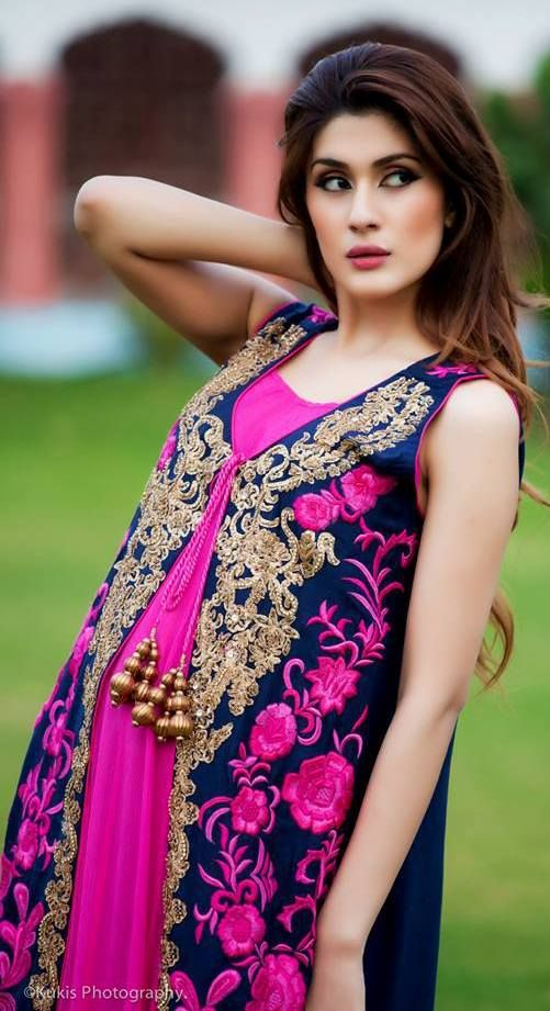 Latest Formal Wear Dress Collection For Women by Mina Hasan
