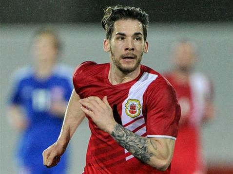 Gibraltar international Reece Styche joins Macclesfield Town