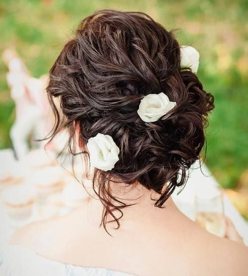 Pictures Of Hairstyles Unique 50 Best Curly Hairstyles Images On Pinterest  Curls Curly Hair And