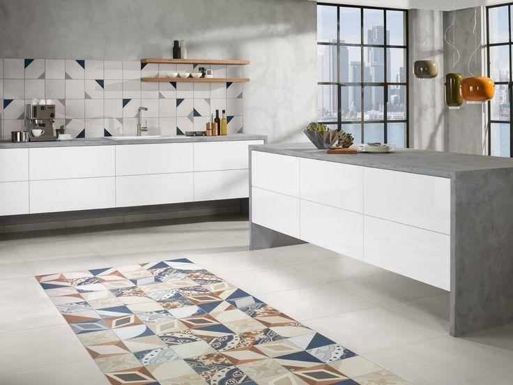 Villeroy & Boch - Century Unlimited Tiles