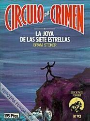 Bram Stoker - La joya de las siete estrellas | Biblioteca | La Tercera Fundación
