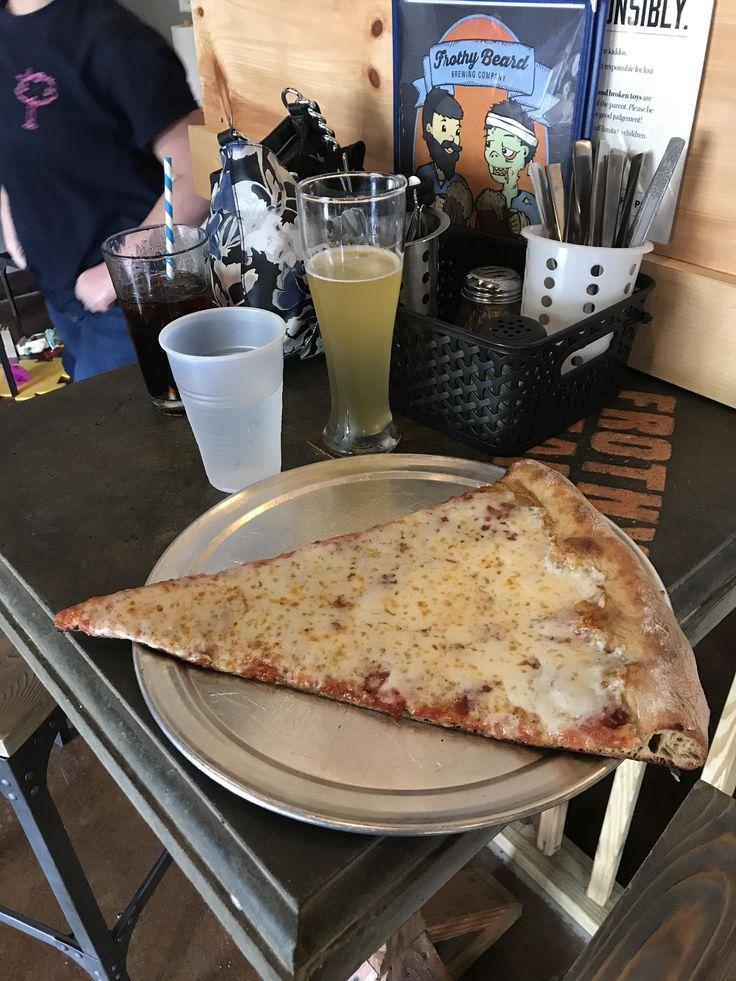 Zombie Bob's Pizza in Charleston SC #pizza #food #foodporn #yummy #love #dinner #salsa #recipe