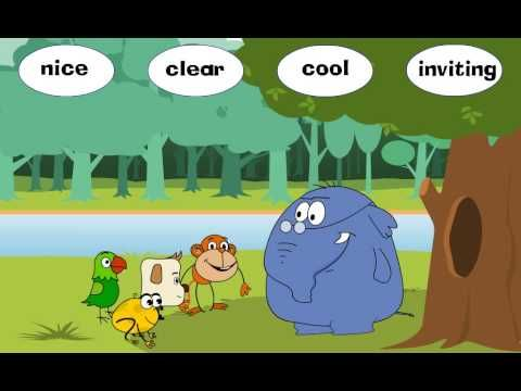 Synonyms and Antonyms - YouTube