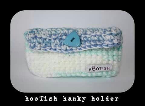 Hanky holder by hooTish