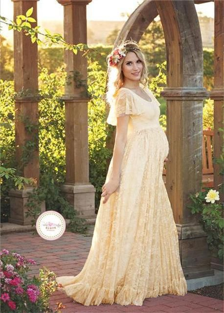 0b0dfccda3e2d Maternity Photography Props Lace Dresses | Pregnancy photos ...