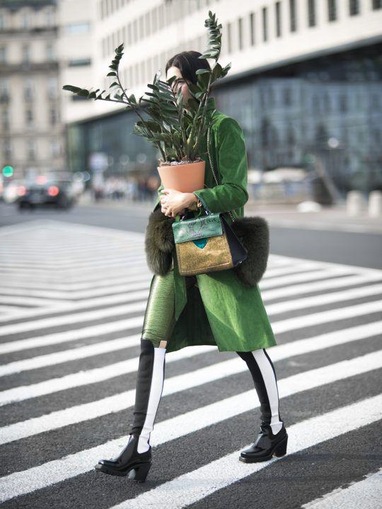 Kasia Bielska, Wysokie Obcasy Extra, Street Style   Picture That