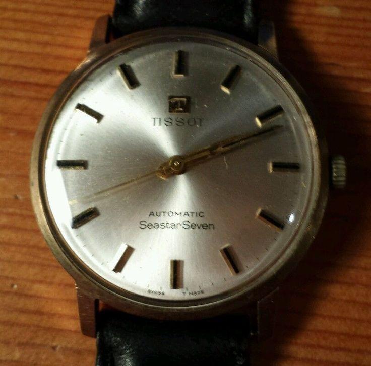 Tissot Seastar Seven Automatic Watch Swiss T Made 315t