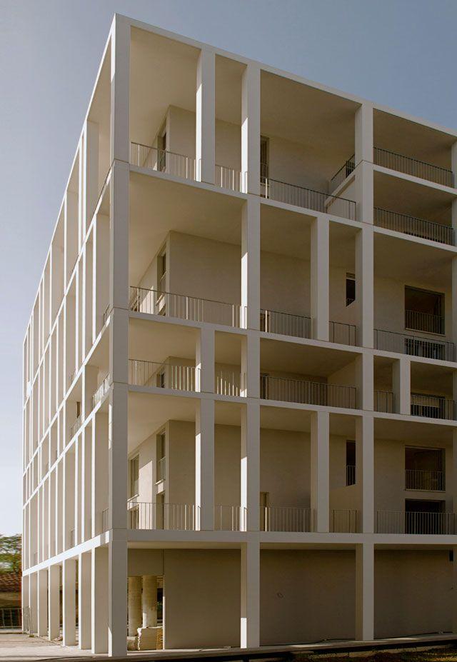 Clément Vergély Architectes - ZAC Berthelot, Lyon, France