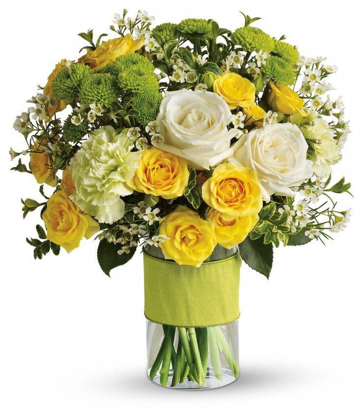 Spring - Your Sweet Smile - Flowerama Columbus - Columbus Florist - Same Day Flower Delivery
