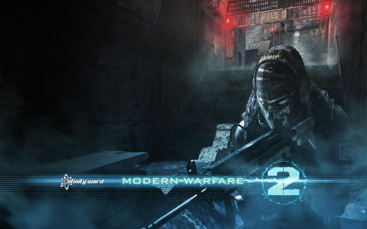 1920x1200 High Quality call of duty modern warfare 2