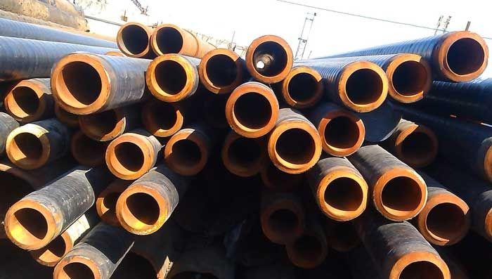 Трубы бу в строительстве