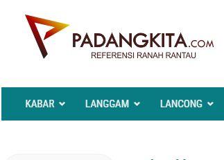 Padangkita.com merupakan media pemberitaan daring multiplatform yang konsern mengawal perkembangan informasi terkait ranah dan rantau dengan menggabungkan teks, foto, dan video.