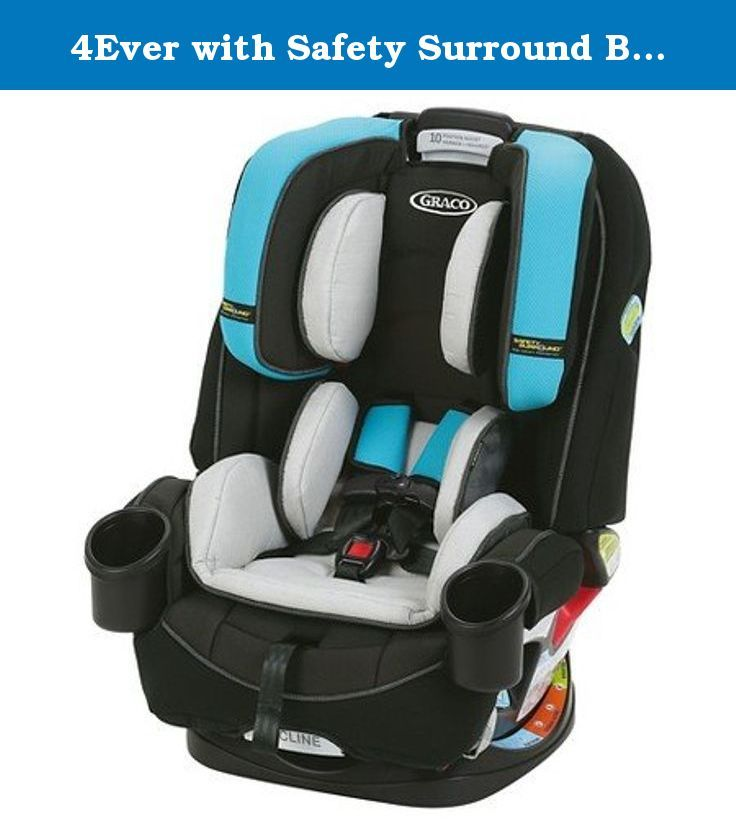 4Ever with Safety Surround Bryce. Graco 4Ever Allin1