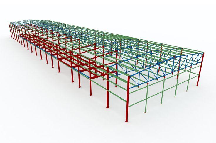 #Расчет_металлоконструкций #КМ #КМД #3D #Чертежи #Разработка #Металлоконструкции #Проектирование #МК #МЗ #ЛМК #ЛСТК #Строительство #SCAD #BoCAD #Tekla #Цех