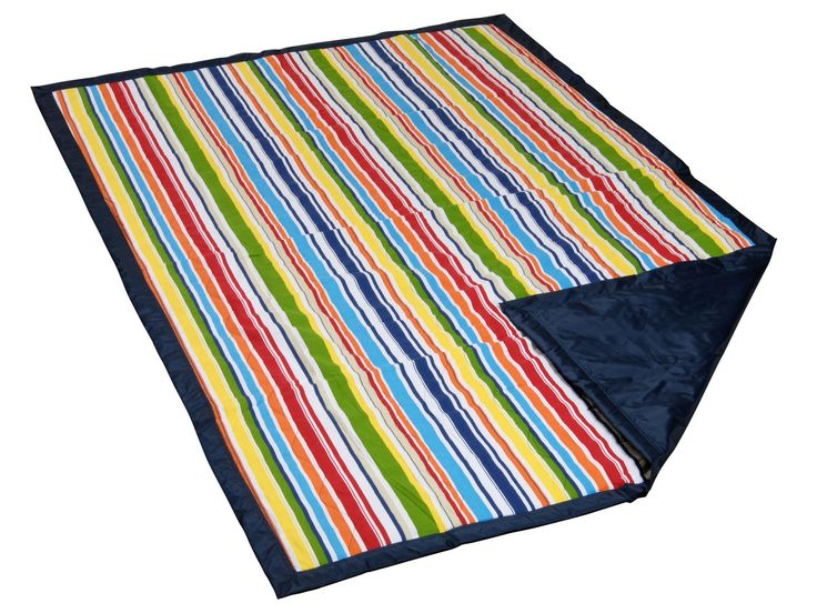 tuffo  outdoor water resistant picnic blankets are comfortable, rugged and machine washable!