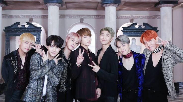 BTS Albums Sold On Amazon To Count Towards Music Charts