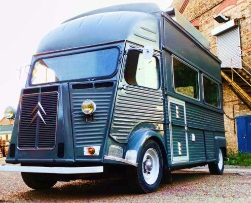 Best Citroën HY Images On Pinterest Food Trucks Car And - Cool decals for truckspeugeot cool promotionshop for promotional peugeot cool on