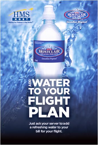 #NestleWaters #HMSHost Airport POS
